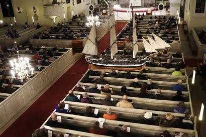 Oulun seurakuntien toiminta siirtyy verkkoon