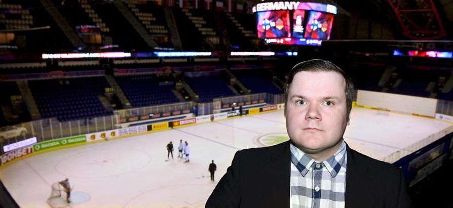 Kirjoittaja on Kalevan urheilutoimittaja Teemu Wilenius.