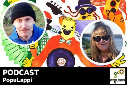 """Kuuntele PopuLappi-podcast: Seitsemän ensimmäistä osaa """"Mitä miettii lappilainen muusikko?"""""""