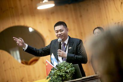 """Kiina kohtaa valtavan ilmastoremontin ja hakee yhteistyötä suomalaisten kanssa – akkuvalmistaja CATL:n liiketoimintajohtaja: """"Haluaisin itse nähdä tehtaan täällä"""""""