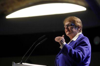 """WHO:n ex-pääjohtaja Gro Harlem Brundtland: """"Suomella syytä tyytyväisyyteen koronan hyvästä hallinnasta"""""""