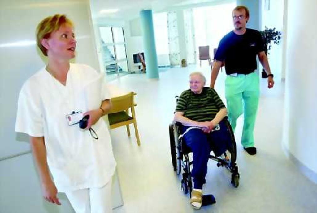 Uusi sairaala tulvii valoa  Oulu  Kaleva fi