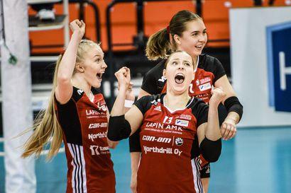 Viivi Pyhäjärvi ja Roosa Rautio naisten maajoukkueryhmään