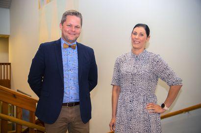 Annukka Suotulasta Tyrnävän kunnanhallituksen nokkanainen - katso myös muut luottamushenkilövalinnat