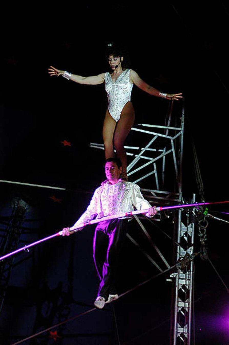 sirkus finlandia liput