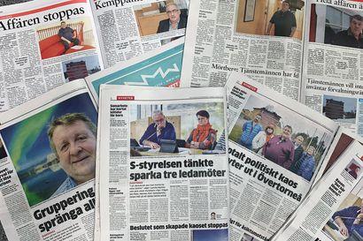 Ruotsin Pellon lämpöpannusta syntyi umpisolmu - Övertorneån enemmistö hajosi ristiriitoihin