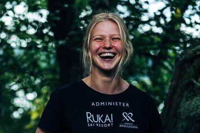 Anni Kärävä 12:s big airissa Aspenin MM-kisoissa