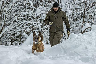 Poliisi varautuu talvietsintöjen määrän lisääntymiseen – korona-aikana entistä useampi liikkuu talvisessa luonnossa