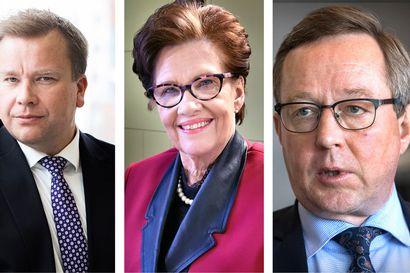 Näin puoluetoverit ja ministerit kiittelivät eronnutta Katri Kulmunia – Kantoiko Kulmuni erotessaan jopa liikaa vastuuta, osa kollegoista pohtii