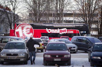 Bussilla Helsingistä Kajaaniin matkustaneella todettiin koronatartunta – karanteeneja ei ole määrätty