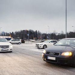 """""""Suuntamerkki jää käyttämättä useimmin liikenneympyrässä"""""""