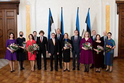 Uusi pääministeri Kaja Kallas raikastaa Viron maakuvaa, jota edellisen hallituksen möläyttelijät kolhivat
