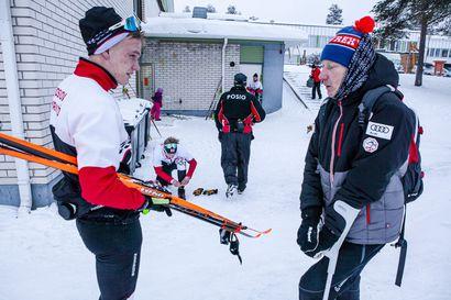 Esa Mursu on käynyt 1200 hiihtokilpailua sekä harjoitellut hiihtäen ja juosten 300000 kilometriä - nyt tuli stoppi
