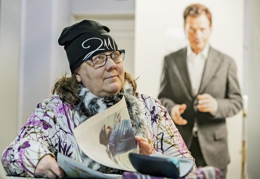 Liisa Laakso ei ole vielä päättänyt, ketä äänestää presidentinvaaleissa.