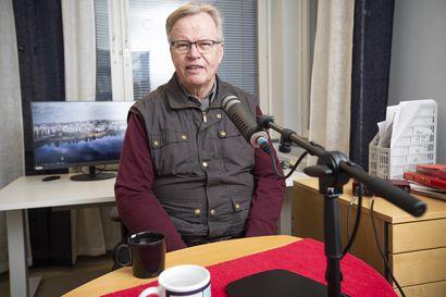 """Lääkäri Matti Honkala koronatilanteesta: """"Elämän ei tarvitse pysähtyä"""""""