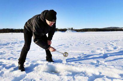 Inarijärveen tulee kuoppa kevään tulvavesien varalta, Venäjä juoksuttaa Paatsjoen voimalaitosten kautta