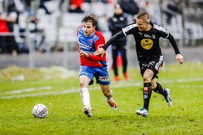 PS Kemissäkin pelannut Albion Ademi IFK Mariehamniin