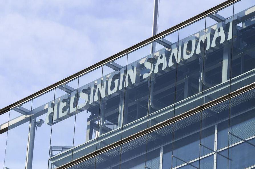 Helsingin Sanomia kustantava Sanoma kertoi tiistaina, että se ostaa Alma Median alueelliset ja paikalliset lehdet. Arkistokuva.