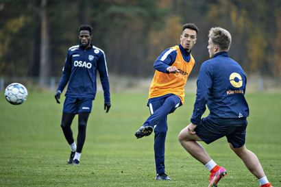 Sveitsiläinen Magnus Breitenmoser, 23, voisi pelata myös Kenian maajoukkueessa – Entä kiinnostaako häntä jatkaminen AC Oulun paidassa?