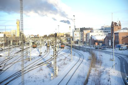 Venäläinen lumensyöjäjuna tulee Suomen rautateille – Kokeilualueena on ensisijaisesti runsasluminen Kainuu