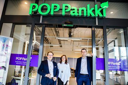 Pankkien kilpailu kiristyy pohjoisessa, pohjalaispankki hamuaa lisäkasvua Lapista