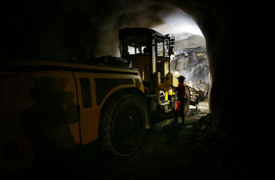 Elijärven kaivos (tunnetaan myös nimellä Kemin kromikaivos) on Outokumpu Oyj:n tytäryhtiön Outokumpu Chrome Oy:n omistama kaivos, joka sijaitsee Kemin kaupungin pohjoispuolella Keminmaan kunnassa.