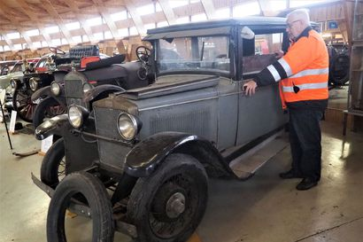 Mikä ihme on Dornier-auto? Arvoitus Oulusta on esimerkki autonvalmistuksen historiasta, joka on täynnä kadonneita pikkumerkkejä