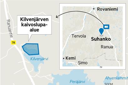 Suhankoa on tutkittu jo yli 100 miljoonalla eurolla – avolouhos Rovaniemen lähettyvillä voisi parantaa kannattavuutta