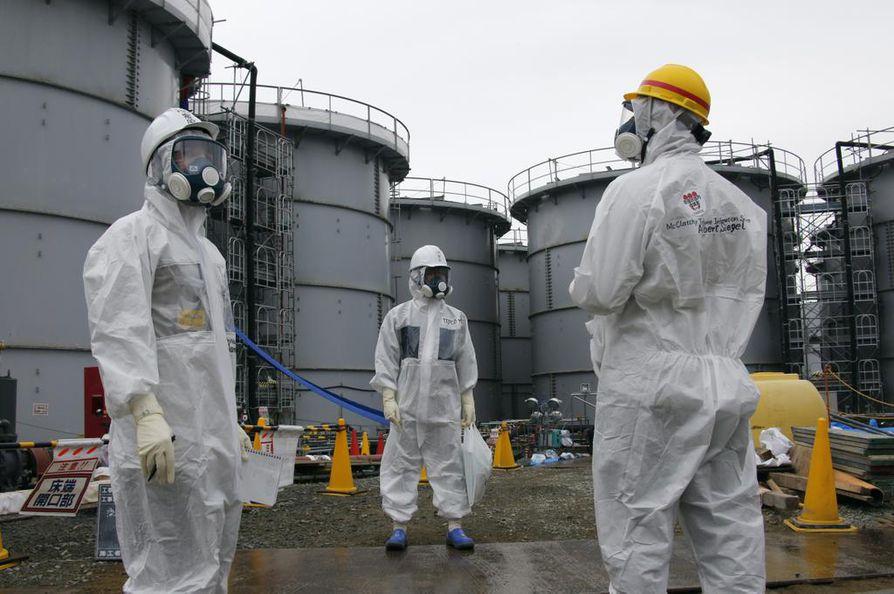 Fukushiman Onnettomuus