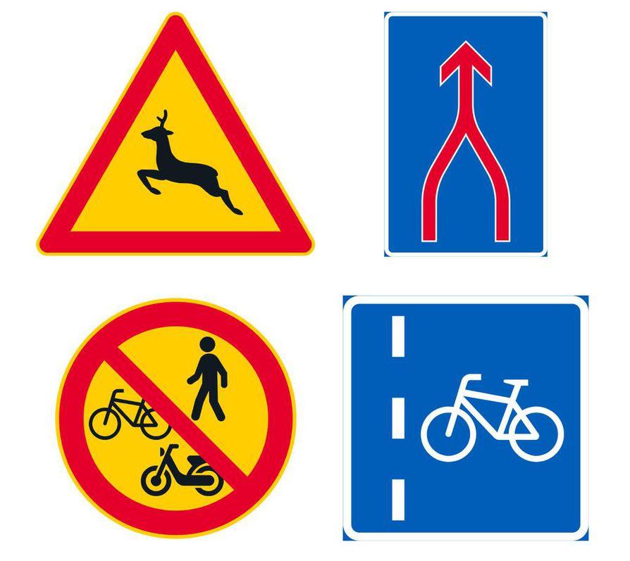 Kesäkuusta eteenpäin liikenteessä voi havaita muun muassa nämä merkit.