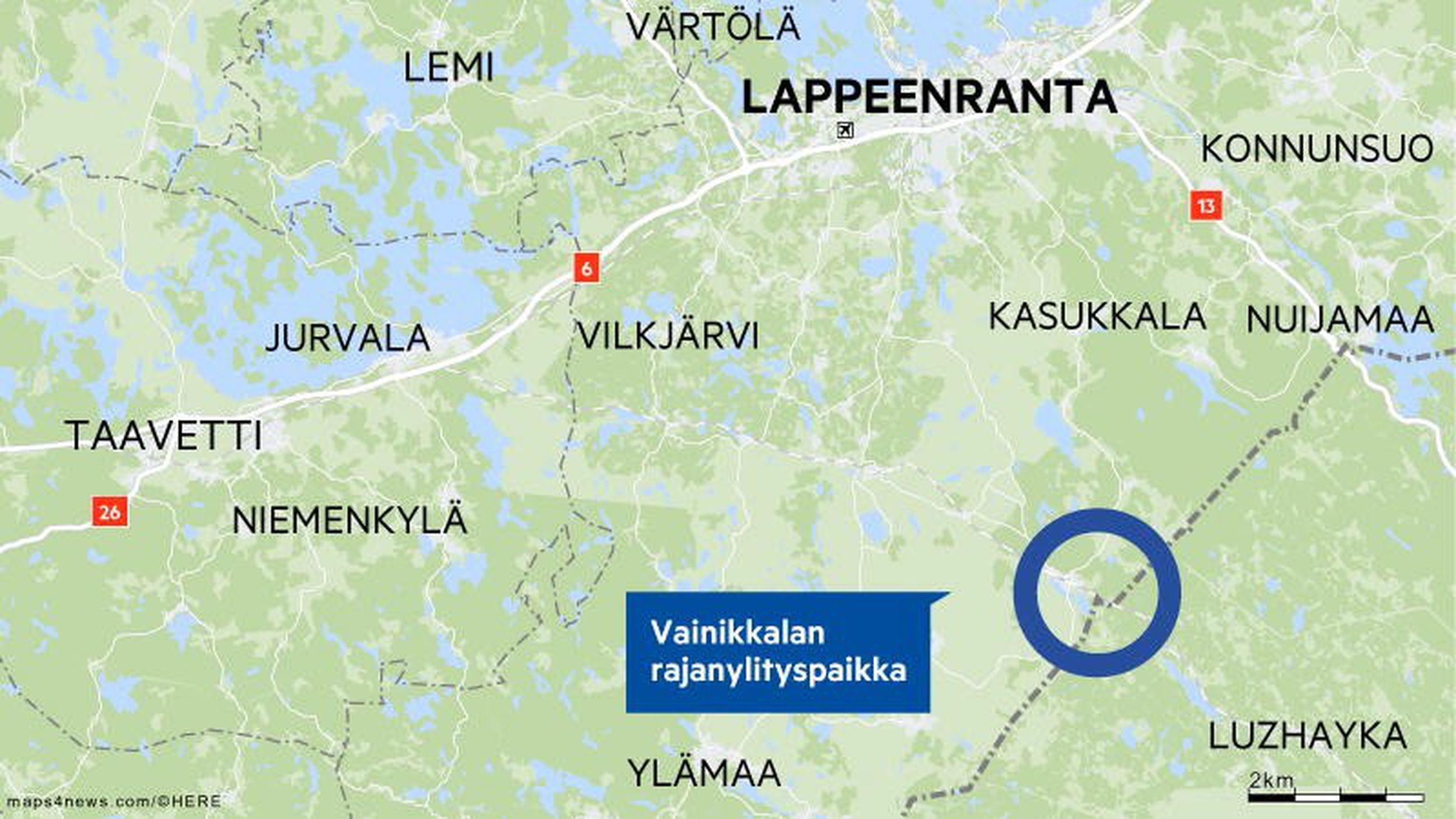 Suomen Rajavartiolaitos