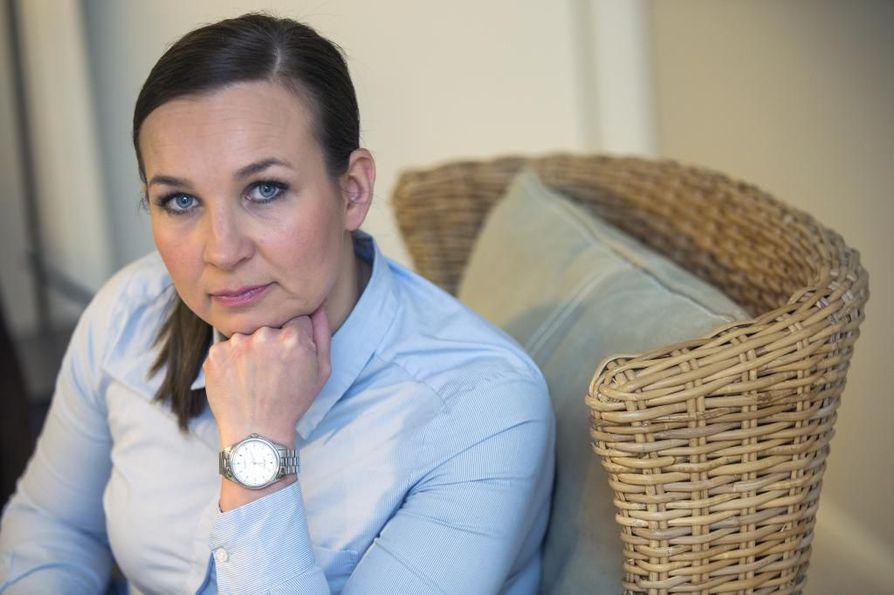 Vertaistukiryhmässä Hannele Tervahauta sai apua muilta keskenmenon kokeneilta. Hänen mielestään paras tukija on ihminen, joka on kokenut saman.