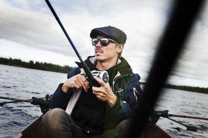 Jasper Pääkkönen ja vaelluskaladelegaatio: Valtionyhtiöt toimivat hallitusohjelman vastaisesti
