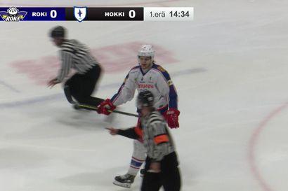 Lapin Kansa Live – RoKi - Hokki 1. erä, osa 2.