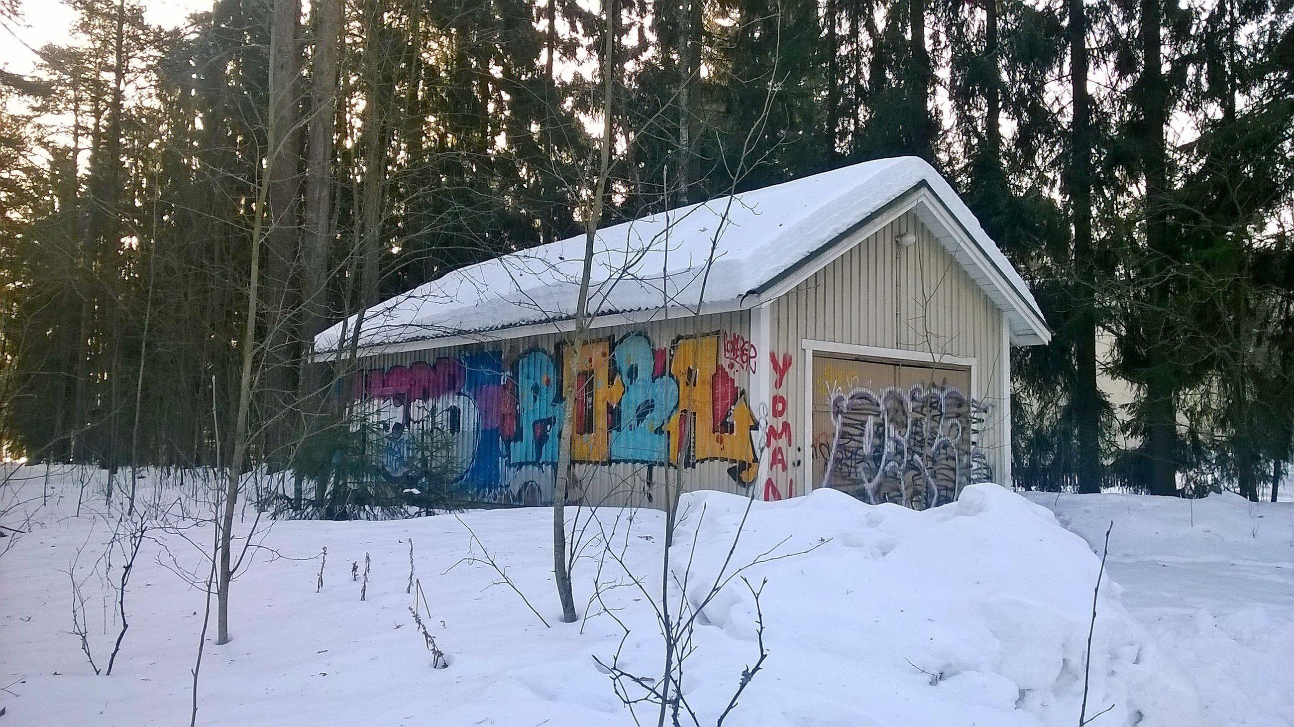 Oulun Piharakennus