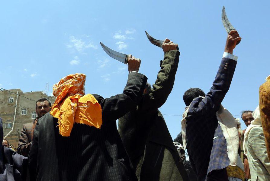 Jemenissä kuohui jo ennen vuonna 2014 alkanutta sisällissotaa.