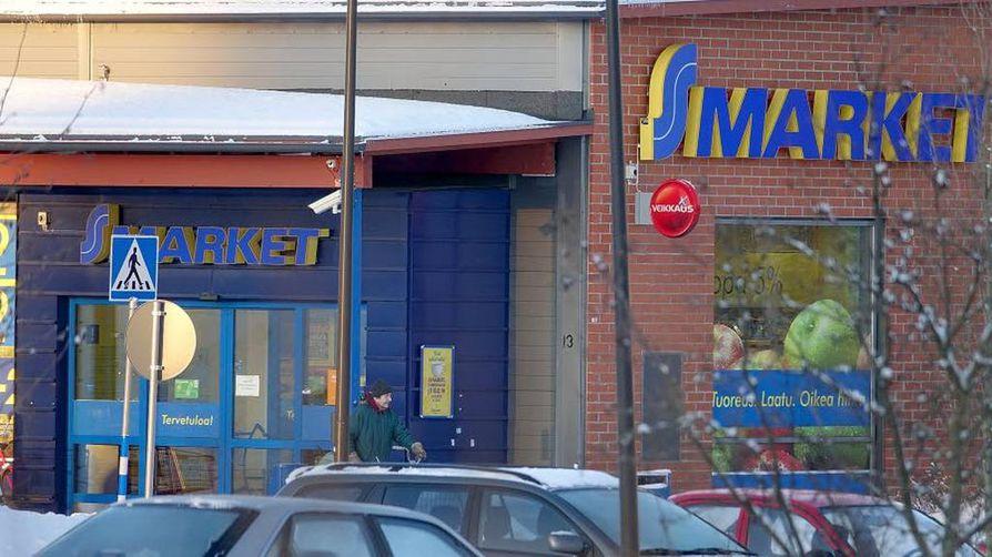 Muhoksen posti marketista toiseen | Tervareitti | Kaleva.fi