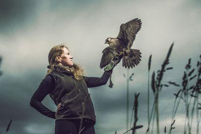 Arvio: Äijä on mukana, kun Eränkävijät lähti maailmalle – Doris Hiebeler kouluttaa metsästyshaukkoja