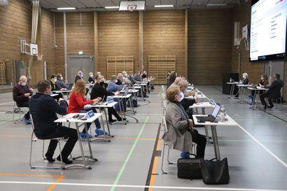 Pudasjärven tulevan vuoden veroäyri meni äänestykseen – lisäksi äänestettiin kokouspalkkioiden leikkaamisesta