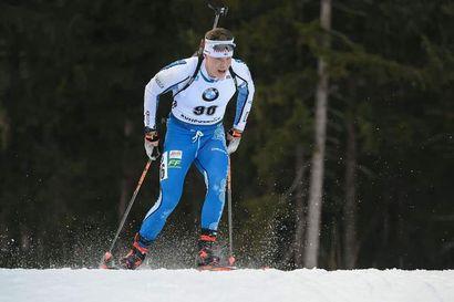 Tuomas Harjula avasi ampumahiihtokauden upeasti Kontiolahdella, voitto norjalaisyllättäjälle