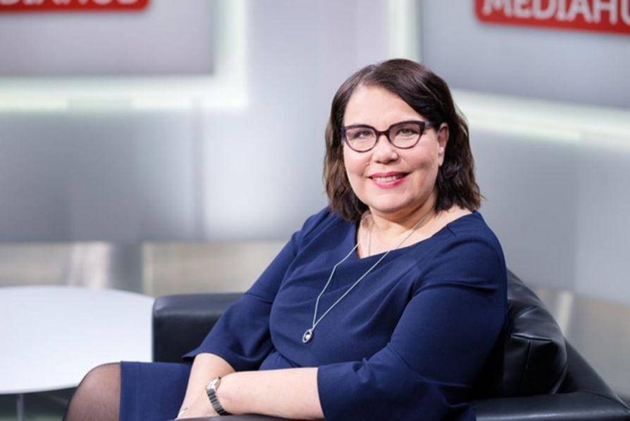 Merja Ylä-Anttilasta tulee Ylen toimitusjohtaja.