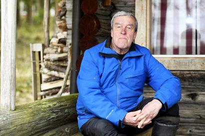 Virkamiehen ura oli tavattoman mielenkiintoinen, sanoo 70 vuotta täyttävä Erkki Virtanen, jolta vierähti valtion viroissa 45 vuotta