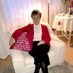 Plasman perustaja Sinikka Eriksson haki lääkärinoppinsa Sveitsistä