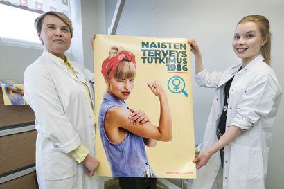 """Naisten syntymäkohorttitutkimuksessa on tutkittu OYSissa nyt noin 400 naista, vaikka korona sekoitti lääkäreiden tutkimuskuvioita: """"Kaikkea, mitä on haettu, on löytynyt"""""""