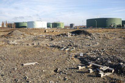 Ajoksen öljysatamassa toimiva Baltic Tank Oy saa uuden omistajan Perämeren vastarannalta
