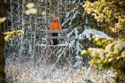 Metsästäjille oma koronaohjeistus: Peijaisia ei suositella