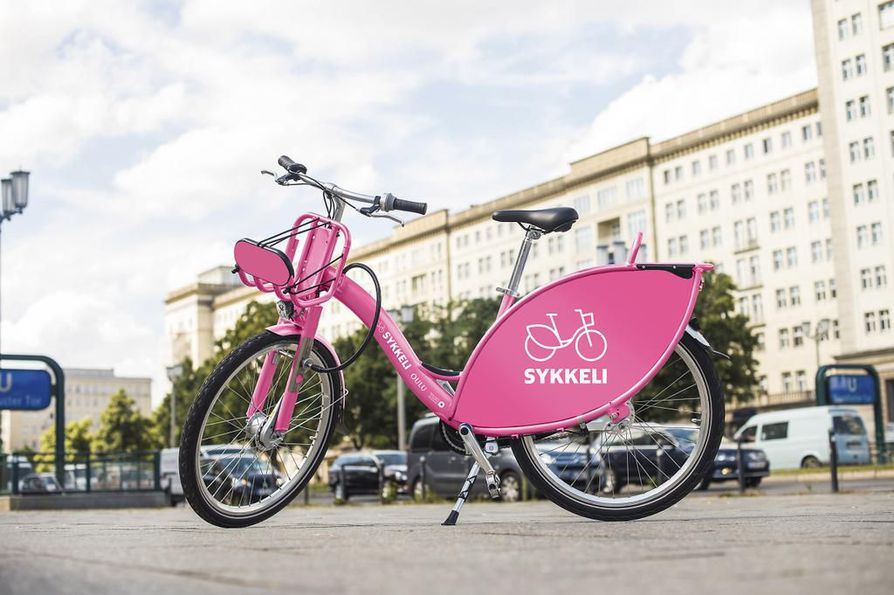 Kaupunkipyörä Oulu