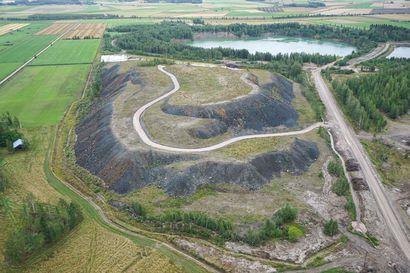Hituran kaivoksen sulkeminen Nivalassa on maksanut tähän mennessä 18,5 miljoonaa euroa
