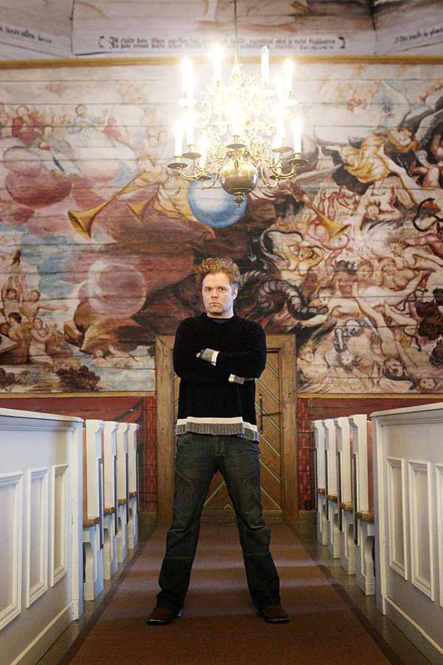 Jukka Takalo. 26.1.2011