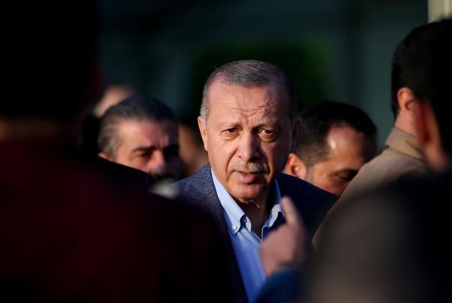 Turkin presidentti Recep Tayyip Erdoğan oli Istanbulin pormestari 1990-luvulla.